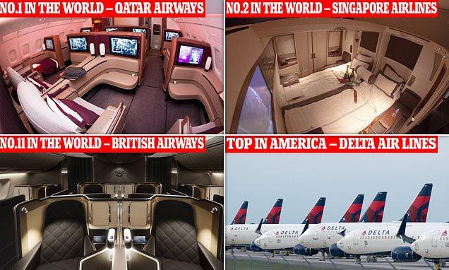 Qatar Airways lands best airline award at 'Oscars of Aviation' – again