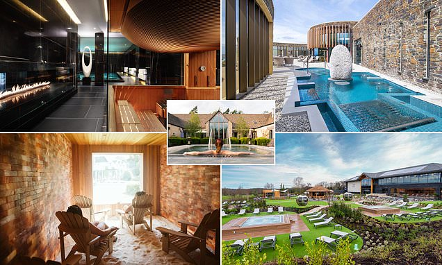 Revealed: The best UK hotels where the spa's the star