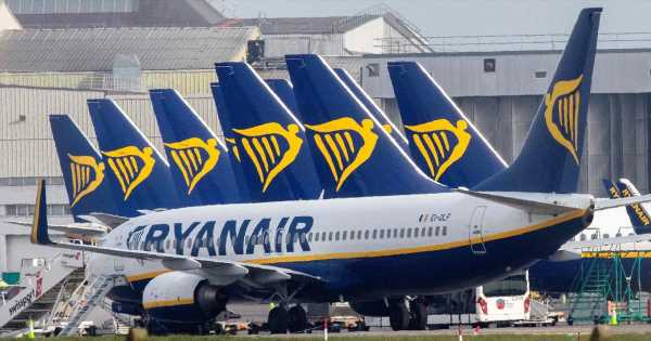 Ryanair is suspending all routes to Northern Ireland from September this year
