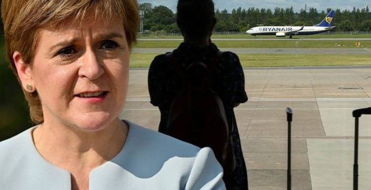 Scotland travel rules explained – Traffic light system scrapped but testing remains