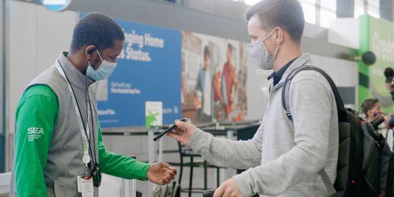 SeaTac airport extends its virtual TSA queuing program