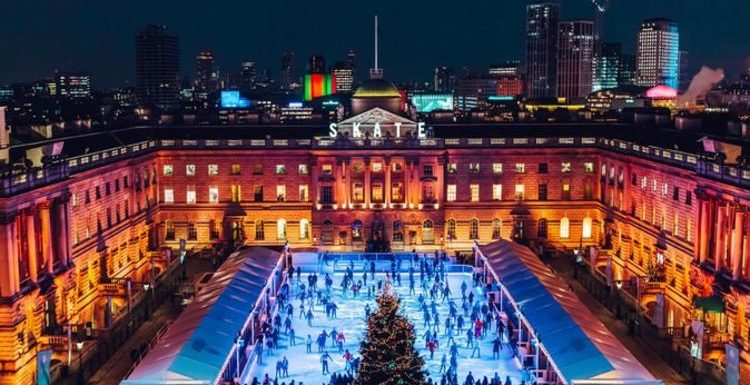 Skate at Somerset House is back with ice rink and chocolate workshops for £8 – how to get