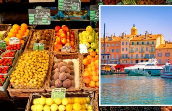 St-Tropez: The playground of the rich and famous and a delightful holiday spot