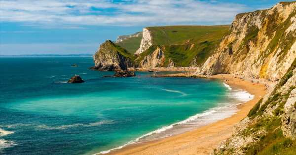 Stunning UK beaches that can fool people into thinking you're abroad