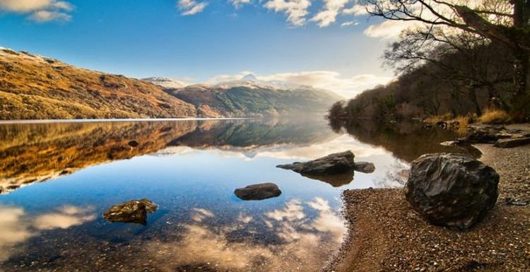 The UK has three of Europe's most popular lakes  – with two in the top five