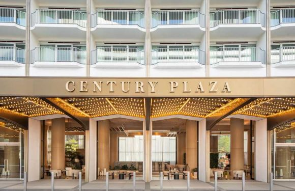 The redesigned Fairmont Century Plaza is reopening