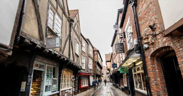 The ultimate Harry Potter experience at York's Shambles likened to Diagon Alley