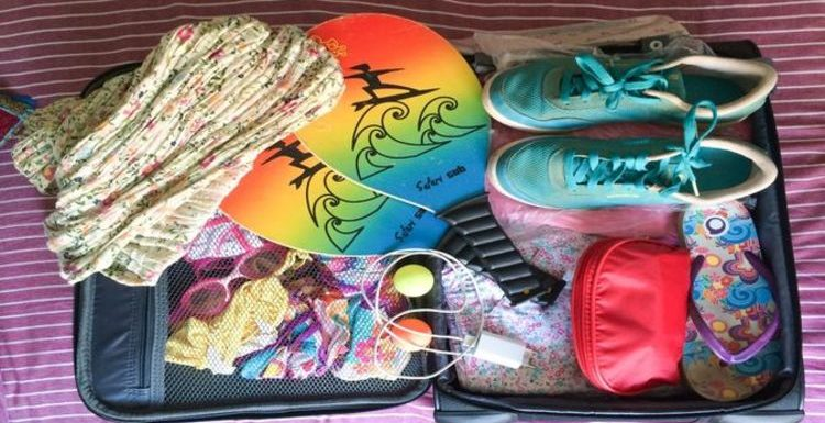 Tourists forget to pack 'common' holiday items due to complicated travel restrictions