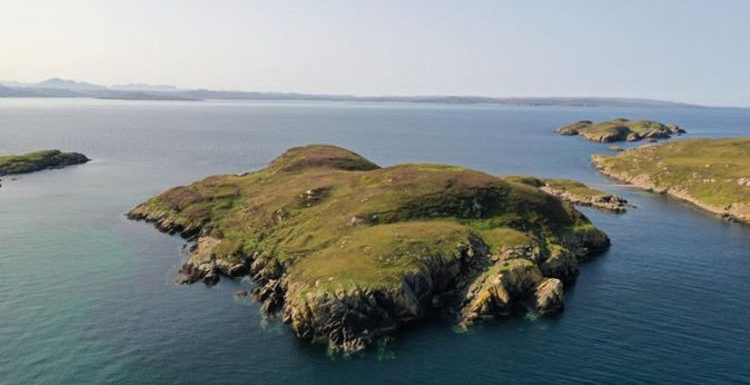 Tranquil island off Scottish coast could be yours for just £50k
