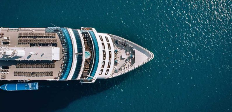 Travel advisor's recommendation valued by 40% of Cruise Critic readers