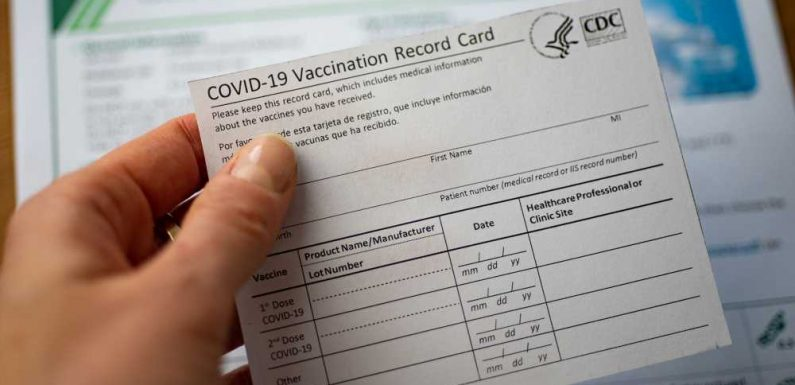 U.S. Travel Association opposes vaccine passports for domestic flights