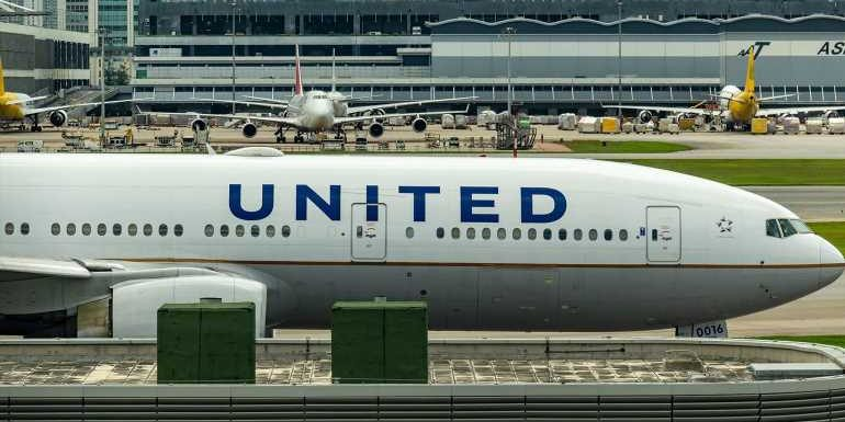 United is launching D.C. to Lagos, Nigeria, service