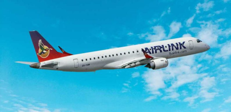 United to codeshare with Airlink; AA with IndiGo