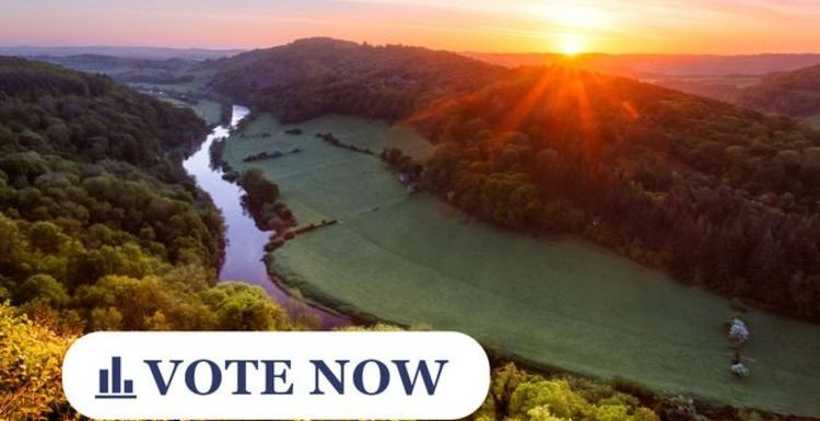 VOTE NOW! One day left to choose your Favourite Place in UK in our nationwide competition