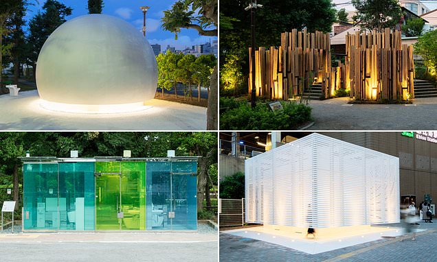 Why Tokyo is the public toilet capital of the world