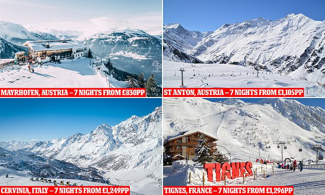 Why you should book your ski holiday NOW