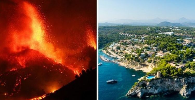 Will La Palma volcano affect flights? How YOUR holiday could be affected