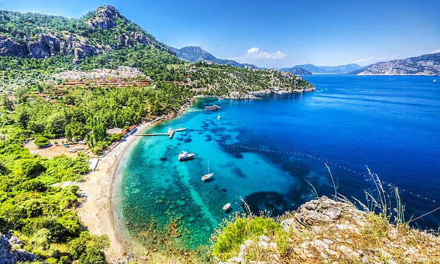 A guide to Turkey's best beaches, bazaars and buzzing bars