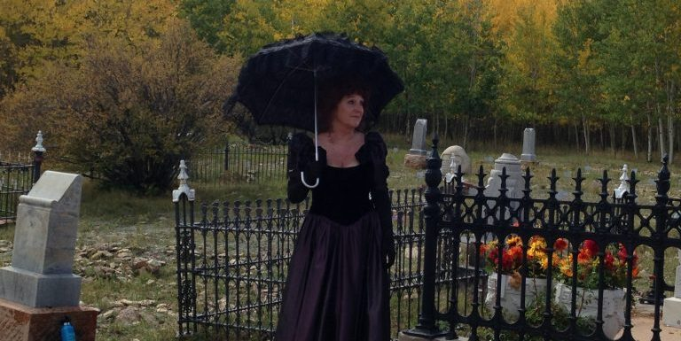 Colorado's pioneer cemeteries reveal state's history