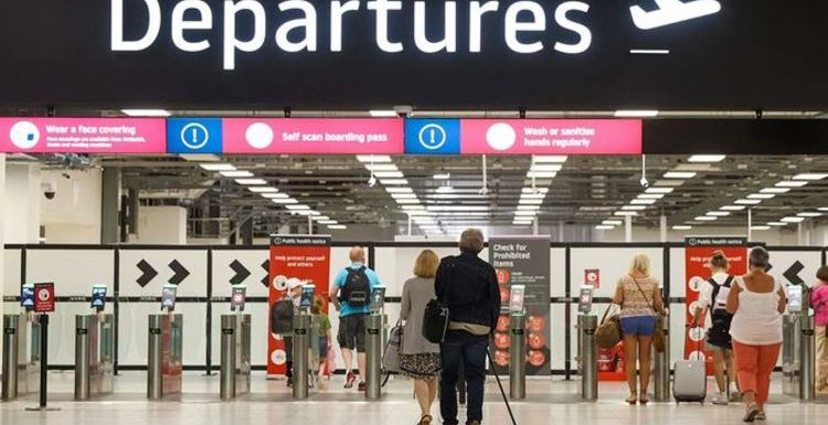 Covid: England's travel red list cut to just seven countries