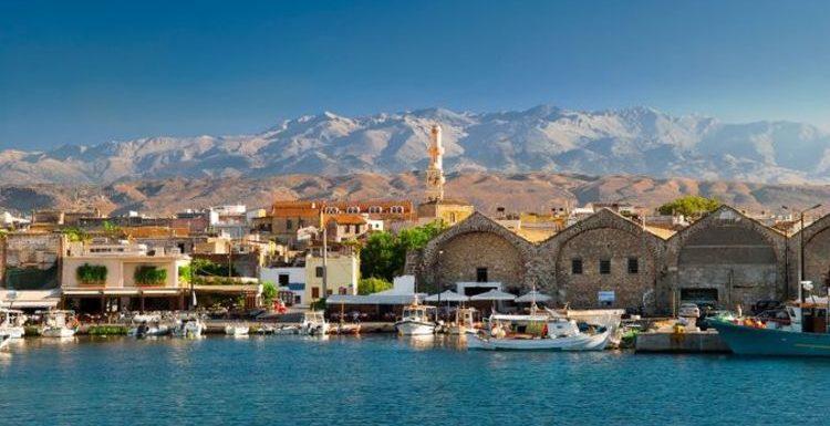 Crete earthquake hits tourist hotspot sparking tsunami warning for Brits in Greece