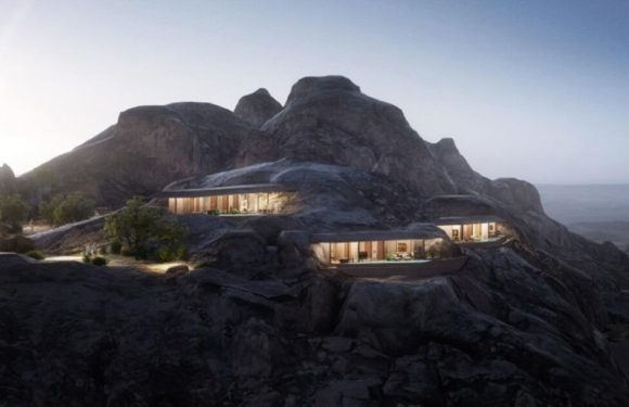 Desert Rock mountain resort unveiled to support Saudi tourism ambitions