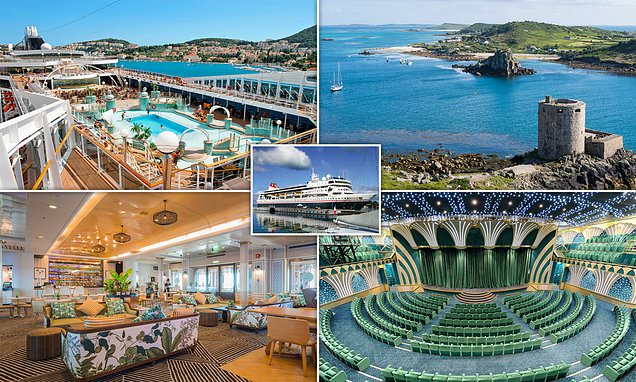 Discover a world of adventure on a cruise holiday around the UK