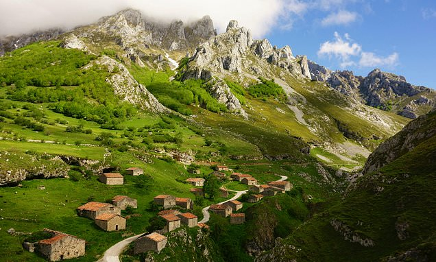 Discovering Asturias in Spain, home to the world's strongest cheese