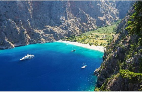 Escape to paradise with this hidden Turkish gem