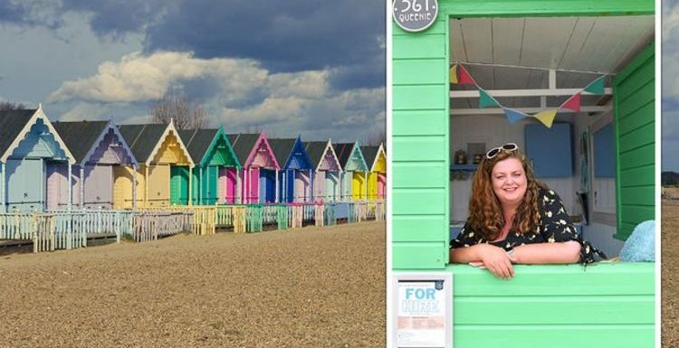 Family living in £500k beach hut share the most 'unpleasant' part – 'just horrendous'