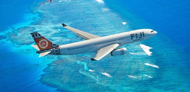 Fiji reopening to vaccinated U.S. travelers