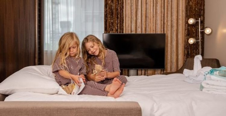 Hilton is offering complimentary freebies for families for October