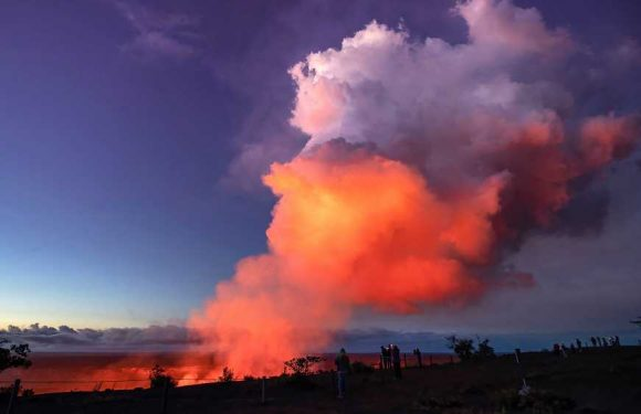 How to safely view the latest Kilauea eruption