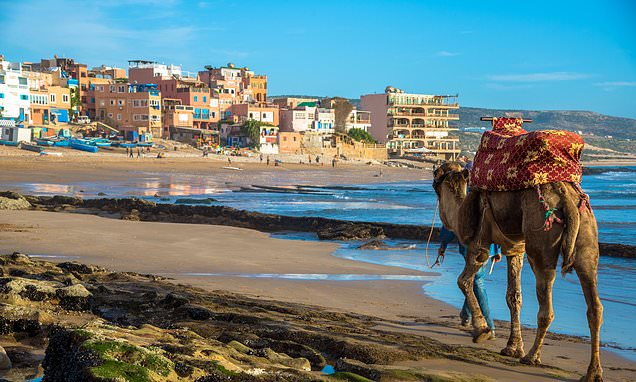 Morocco's coolest beach town: Pay Taghazout Bay a visit