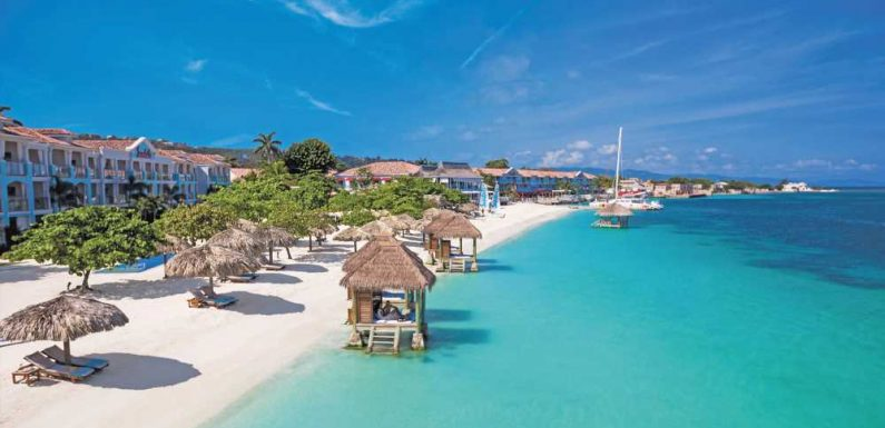 On Sandals' 40th anniversary, Adam Stewart looks back, and forward