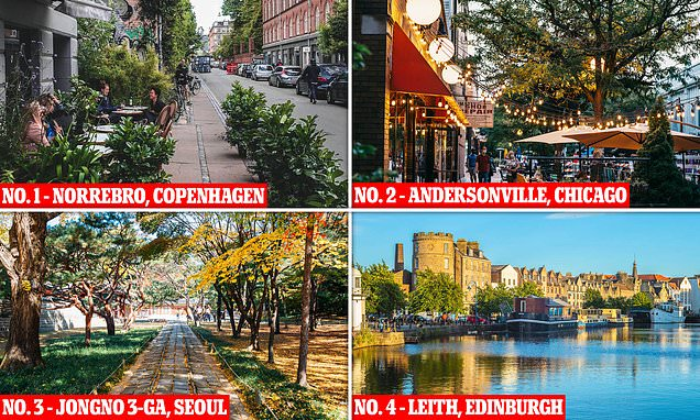 Revealed: The 49 coolest neighbourhoods in the world for 2021