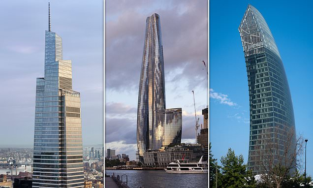 Revealed: The world's 10 best skyscrapers of 2021