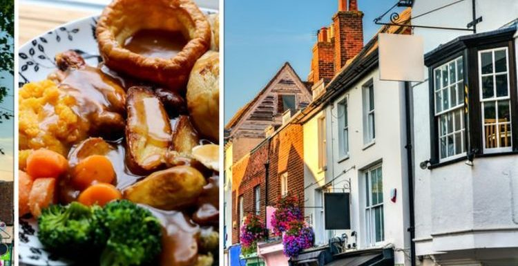 Roast dinner capital of the UK named – did your local make the list?
