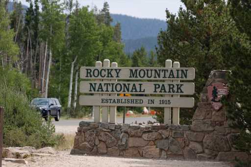 Rocky Mountain National Park ends reservations for 2021