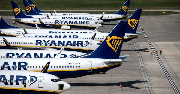Ryanair launches 'buy one get one half price' sale and you can get £5.50 flights
