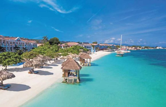 Sandals is marking its 40th anniversary by giving back