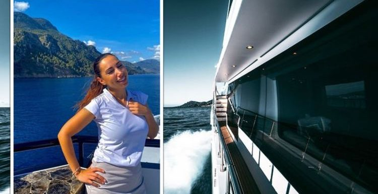 Secret diary of a luxury superyacht stewardess: 'How I spend the day without being seen'