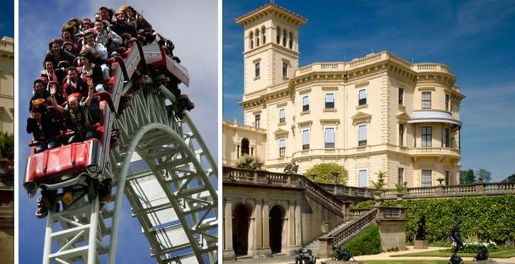 'So much to do!' Some of the UK's best attractions are now £25 off for this autumn