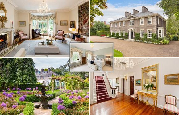 Take a tour of Ireland's most expensive home