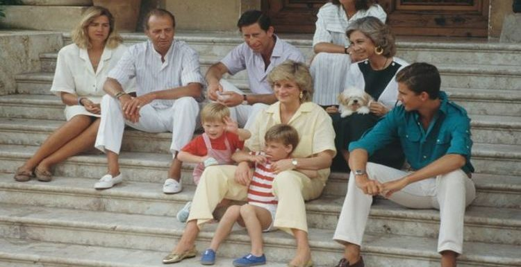The Crown filming in Mallorca: The luxurious hotels where Princess Diana stayed