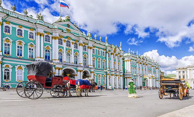 To Russia with love: This Saga cruise is a voyage of discovery