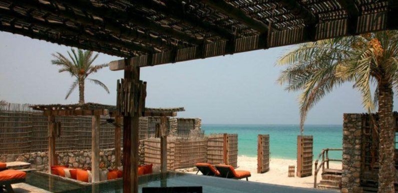 Top Oman resort to reopen on October 15 after 18-month Covid closure