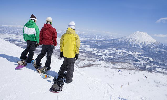 Travel to Japan's thrilling Niseko resort for epic snow and apres ski